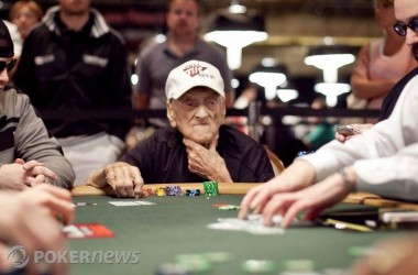 Zemřel nejstarší pokerový hráč světa