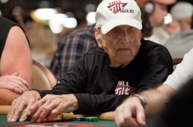 Най-възрастният WSOP играч, Джак Ъри, почина на 97...