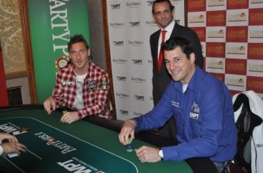 Francesco Totti a WPT Velencén varázsolt