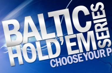 Rīt Rīgā startē Baltic Hold'em Series pirmais posms