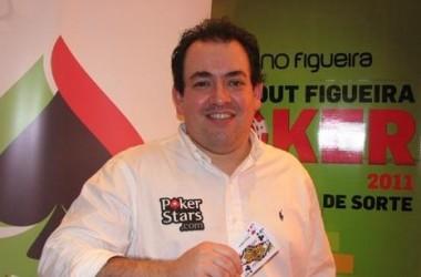 Nuno Zumy Coelho é o vencedor do Knockout Figueira Poker Tour de Fevereiro