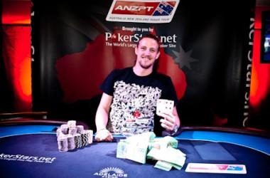 El austriaco Octavian Voegele gana el Australia New Zeland Poker Tour