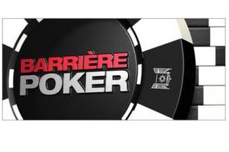 Barrière Poker Tour 2011 : qualifications online en mars