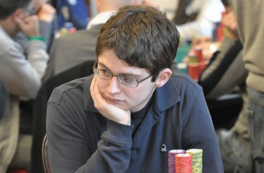 David Vamplew Leads WPT Venice Final Table