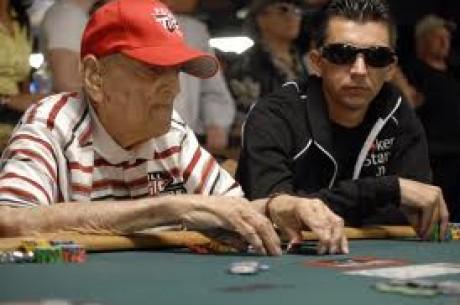 Fallece Jack Ury, el jugador de mayor edad de las WSOP
