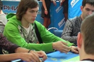 """2011 RPT Kijeva: Vitālijs """"zavor"""" Zavorotnijs par spēli, plāniem un PokerNews"""