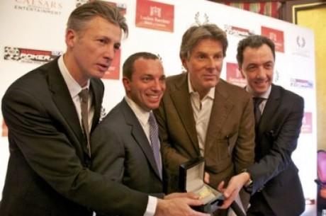 Pasaulio pokerio serija Europoje keliasi iš Londono į Prancūziją