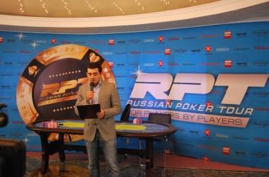 Интервью с главным организатором турниров РПТ Киев...