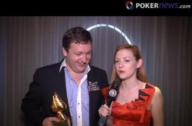 Evropské Pokerové Ceny: Tony G, Liv Boeree i Jake Cody se mohou radovat