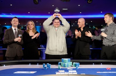 Gareth Walker Wins Record-Breaking PokerStars UKIPT Nottingham