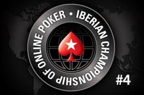 Iberian Championship of Online Poker: AVIOCAS Vence o Evento #4