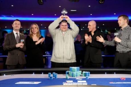 Гарет Уокър спечели рекордния PokerStars UKIPT Nottingham