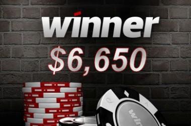 Drīz startē jau otrais Winner Poker $2,500 frīrolls, kas ir pieejams tikai PokerNews...