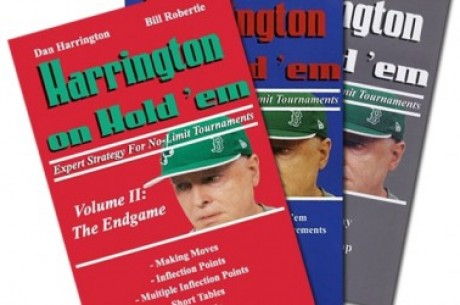 Книжная полка: Харрингтон о Холдэме (Harrington on Hold 'em)