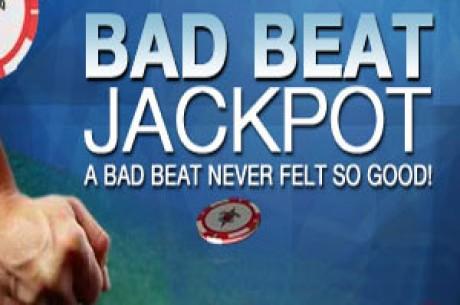Két Bad Beat Jackpot 24 órán belül a Microgamingnál