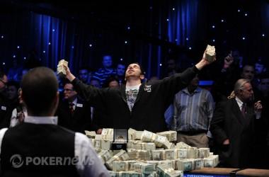 Какво е да си WSOP шампион - от Джонатан Дюамел