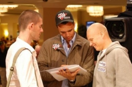 Cash Games High Stakes: Gus Hansen Enfrenta Phil Ivey; Ilari Sahamies Joga no PokerStars