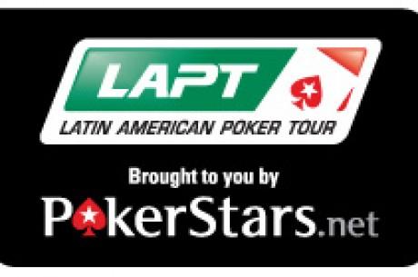 2011 PokerStars의 LAPT 진행 중!