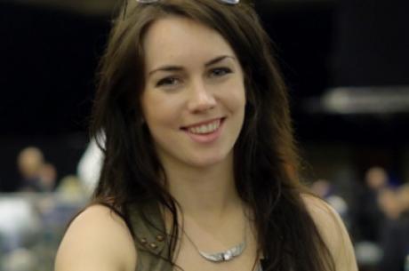 Liva Boerē runā par PokerStars Sunday Warmup uzvaru