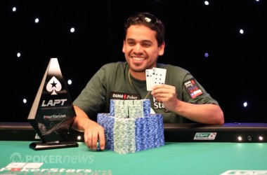 2011 PokerStars.net LAPT Sao Paulo Day 4: Manzano Denies Brazil Its First LAPT Title
