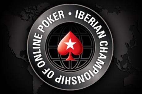 Iberian Championship of Online Poker: Quatro portugueses no Dia 2 e o Piscinas é Um Deles!