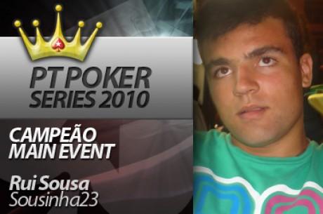 Rui sousinha23 Sousa vence Main Event do PT Poker Series!