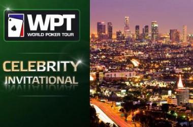 Sestaven finálový stůl WPT Celebrity Invitational