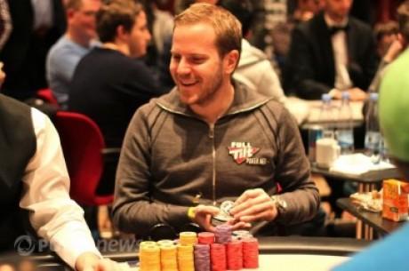 Европейский покер тур в Копенгагене День 2: Лидирует...