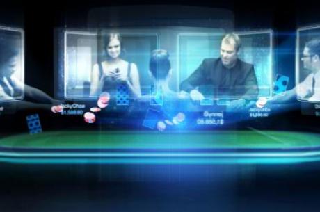 888 Poker Lancerer PokerCam Borde