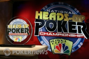 Обявиха участниците в NBC National Heads Up Poker Championship