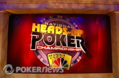 NBC National Heads Up Poker Championship 2011 : le field révélé