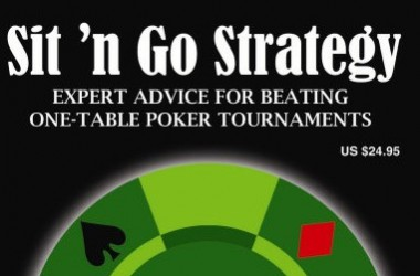 Pokera grāmatas: Collin Moshman - Sit' n Go Strategy