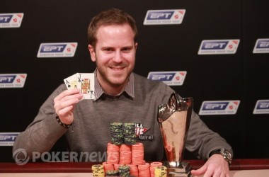 European Poker Tour Copenhagen Day 5: Swede Taste of Victory - Michael Tureniec Wins