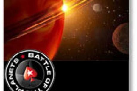 Bitka Planeta - PokerStars