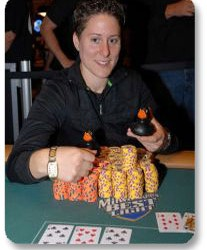 Poker i žene - Vanessa Selbst na Bellagio Five Star dogadjaju