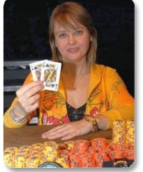 Svetlana Gromenkova pobedila na #15 Event-u WSOP-a 2008