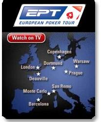 Objavljeni datumi za 5-tu Sezonu European Poker Tour