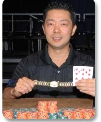 David Woo pobedio na #39 Event-u WSOP-a 2008