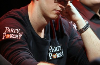 Tyron Krost dio Party Poker tima