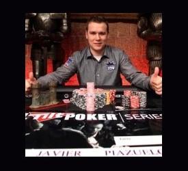 Javier Pizu Piazuela osvojio Full Tilt Poker Series Peralada 2010