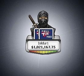 Isildur1 ponovo u akciji za stolovima Full Tilt Pokera