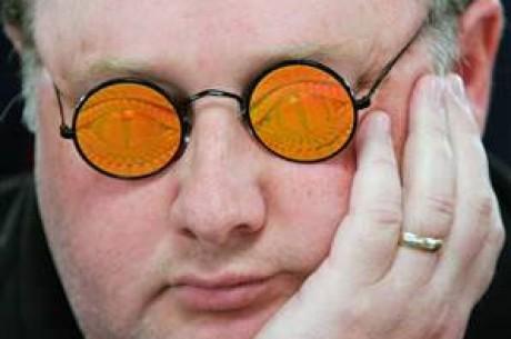 Naočare za sunce za poker stolovima, da ili ne?