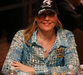 Pam Brunson dobro odigrala u Poker Timu!