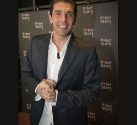 Gianluigi Buffon - Italijanski golman je novi Ambasador PokerStarsa!