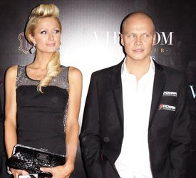 Ziigmund i Paris Hilton: Zajedno na crvenom tepihu!