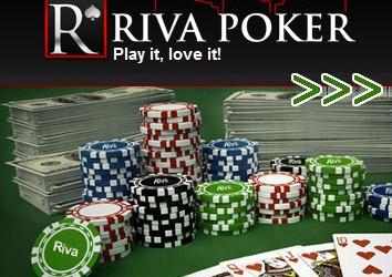 PokerNika.com predstavlja novu poker sobu - Riva Poker!