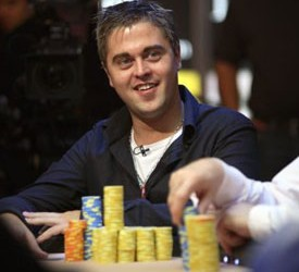 William Thorson osvaja PokerStars Baltic Festival