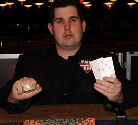 Scott Montgomery osvojio Event #36, $1.000 NLHE