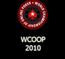 WCOOP 2010 Kalendar