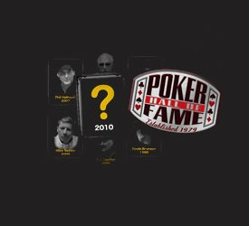 Poker Hall of Fame - ko će biti izabran?